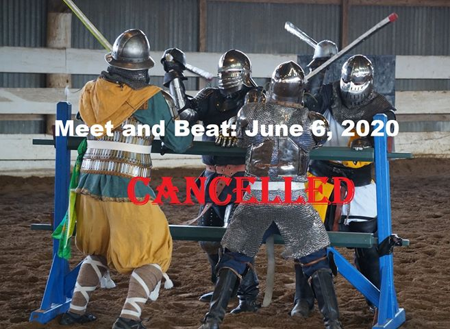 Meet and Beat: June 6, 2020 CANCELLED